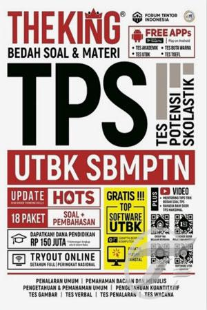 The King TPS UTBK 2021 Bedah Soal & Materi